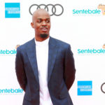 My Celebrity Life – George The Poet is glowing with positivity these days Picture Getty Images