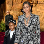 My Celebrity Life – Beyonces daughter Blue Ivy stole the show in her Icy Park campaign Picture Getty