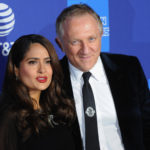 My Celebrity Life – Salma Hayek has is no longer offended by assumptions that she married her billionaire husband FrancoisHenri Pinault fo his money Picture EPA