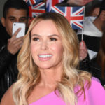 My Celebrity Life – Amanda Holden has earned a pretty penny from her homeware range Picture Getty Images