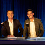 My Celebrity Life – The Bachelor fans have voted for Wells Adams to replace Chris Harrison Picture ABC via Getty Images