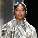 My Celebrity Life – Naomi Campbell gets a special massage to combat water retention before each runway show Picture Getty