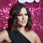 My Celebrity Life – Caroline Flack Kindness hoodies raise over £50000 for mental health charity Picture WireImage