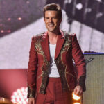 My Celebrity Life – Brandon Flowers has been having trouble with his shoulder Picture FilmMagic