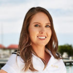 My Celebrity Life – Izzy Wouters joined Below Deck in season eight Picture Bravo