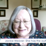 My Celebrity Life – Jackie Weaver has made several TV appearances since the Zoom meeting went viral Picture ITV