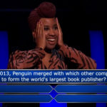 My Celebrity Life – Mainga couldnt believe her eyes when the question came up Picture ITV