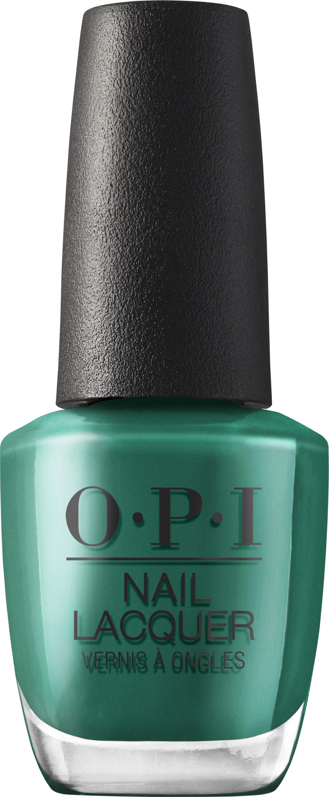 My Celebrity Life – OPI Rated PeaG Nail Lacquer