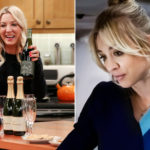 My Celebrity Life – Kaley Cuoco has landed a Golden Globe nomination for the first time in her 30 year career Picture Phil CarusoHBO MaxAP