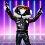 My Celebrity Life – The Masked Singers Badger was unmasked as NeYo Picture ITV