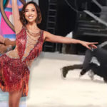 My Celebrity Life – Myleene has needed physiotherapy from her time on Dancing On ICE Picture ITV