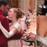 My Celebrity Life – Bridgerton follows the love story of Daphne Bridgerton and Simon Basset the Duke of Hastings Picture LIAM DANIELNETFLIX