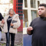 My Celebrity Life – Katie Price took her teenage son Harvey on a day out visiting train stations Picture w8media