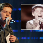 My Celebrity Life – Jake McKechnie reached the final of The Voice Kids in 2017 Picture ITV
