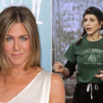 My Celebrity Life – Jennifer Aniston throws back to iconic Friends moment to celebrate Super Bowl Picture Getty