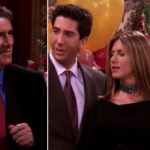 My Celebrity Life – Friends fans have spotted that Rosss dad was replaced by another actor Picture Netflix
