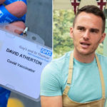 My Celebrity Life – Bake Offs David Atherton is doing his bit Picture David AthertonChannel 4