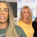 My Celebrity Life – Katie Price gave an update on her mum Amy Picture BBC