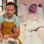 My Celebrity Life – Adam survived a horrific crash and recovered through his pottery passion Picture Channel 4 Adam CeramicInstagram