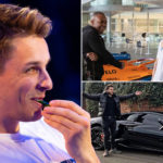 My Celebrity Life – Racing driver Archie Hamilton opened up about almost giving up on his dream career Picture Martin James Photography Instagram archiehamiltonracing