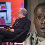 My Celebrity Life – Daniel Kaluuya told the story to Graham Norton on tonights show Picture BBCUniversal Pictures