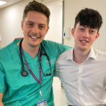 My Celebrity Life – Dr Alex George has shared a heartbreaking tribute to his late brother Llyr Picture Instagram