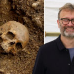 My Celebrity Life – Hugh Dennis and the team discovered the remains on Wednesdays show Picture Channel 4