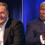 My Celebrity Life – Chris Eubank appeared on Life Stories last night Picture ITV