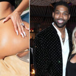 My Celebrity Life – Khloe Kardashian loves that shes so close with Tristan Thompson Picture RexInstagram