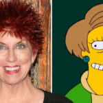 My Celebrity Life – Marcia Wallace voiced Edna Krabappel until her death in 2013 Picture Fox