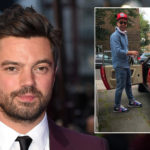 My Celebrity Life – Dominic has offered a reward after the theft of his Ferrari Picture WireimageSupplied