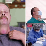 My Celebrity Life – Dr Pimple Popper treated John this week Picture TLC