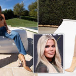 My Celebrity Life – Khloe Kardashian hits back after fans call out Good American photoshop fail Picture Good American