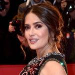 My Celebrity Life – Salma Hayek has addressed the Hilaria Baldwin palaver Picture SchneiderPressJohn FarrSIPAREX