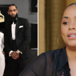 My Celebrity Life – Lauren London slammed rumors she is pregnant two years after Nipsey Hussles death Picture GettyRed Table Talk