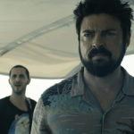 My Celebrity Life – Karl Urban and Antony Starr have shared sneak previews with fans Picture LA Pictures1