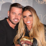 My Celebrity Life – Katie Price and Carl Woods have avoided a fine after travelling to Shropshire in lockdown Picture REX