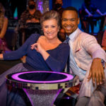 My Celebrity Life – Caroline Quentin is convinced that some of the stars on Strictly had Covid Picture PA