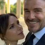 My Celebrity Life – David and Victoria Beckham were among the stars celebrating love this Valentines Day Picture davidbeckham Instagram