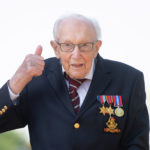 My Celebrity Life – Captain Sir Tom Moore has died aged 100 Picture PA