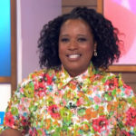 My Celebrity Life – Charlene White became a new panel member on Loose Women in January this year Picture ITVRex