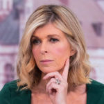 My Celebrity Life – Kate Garraway was missing from Fridays Good Morning Britain Picture Rex