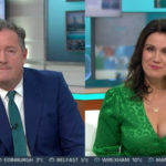 My Celebrity Life – Piers Morgan and Susanna Reid wont be on Good Morning Britain this week Picture ITV