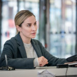 My Celebrity Life – Morven Christie is saying goodbye to Lisa Armstrong on The Bay Picture Ben BlackallITVREX