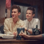 My Celebrity Life – Nathaniel Hall with Olly Alexander in the groundbreaking Its A Sin Picture Channel 4