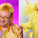 My Celebrity Life – Ginny had plenty of laughs up their sleeve for Snatch Game Picture BBC