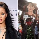 My Celebrity Life – Rihanna has sent prayers to Myanmar and New Delhi Picture Getty PA