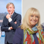 My Celebrity Life – Richard and Judy do everything together according to daughter Chloe Madeley Picture Rex Features PA