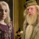 My Celebrity Life – Evanna Lynch was heartbroken to not see Dumbledores funeral in the film Picture Warner Bros