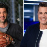 My Celebrity Life – Can you imagine Rob Lowe as Patrick Dempseys McDreamy Picture Getty